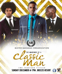 Mister and Mister Teen Bahamas set for December 13th