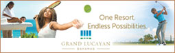 Grand Lucayan - One resort, endless possibilities