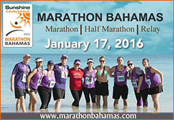 Marathon Bahamas Race Weekend, January 16-17!