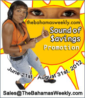 Sound os Savings - Bahamas Weekly Summer Promotion