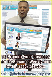 Sales inquieries - The Bahamas Weekly